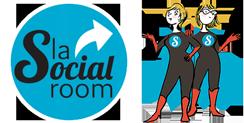 La Social Room Logo