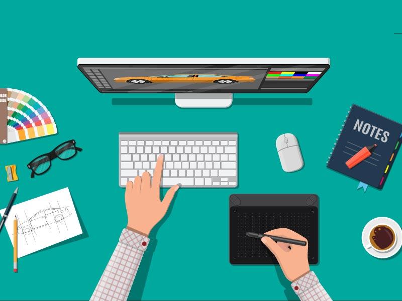 Création webdesign - La Social Room