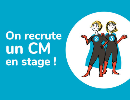 On recrute un(e) community manager (stage) !