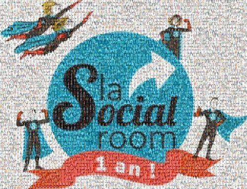 La Social Room fête son premier anniversaire !